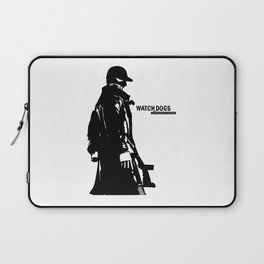 Watch dogs (aiden pearce) Laptop Sleeve