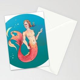 Mr. Hamilfin Stationery Cards