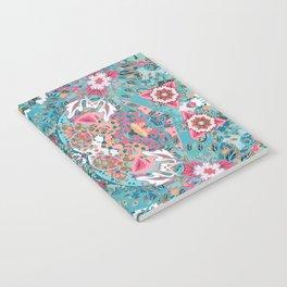 Blossoming Mandala Notebook