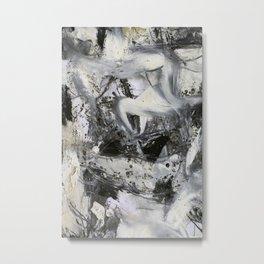 Abstraction XXVII Metal Print