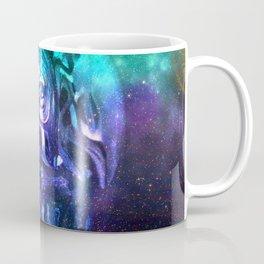 vaporwave skull Coffee Mug