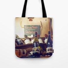 Vin au Frais: Chilled Wine Tote Bag