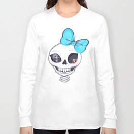 Shelly Skelly Long Sleeve T-shirt