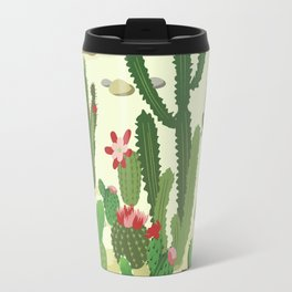 Cactus Variety III Travel Mug