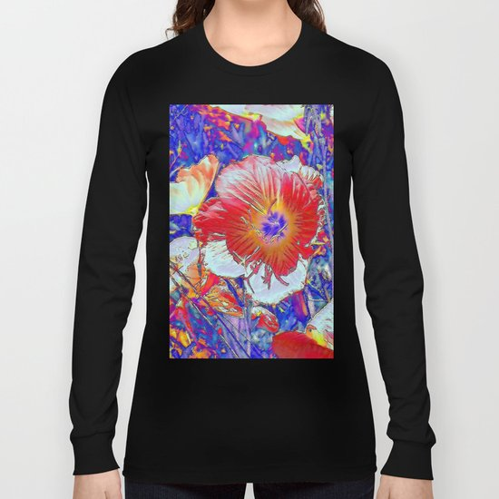 The Wildflowers. © J&S Montague. Long Sleeve T-shirt