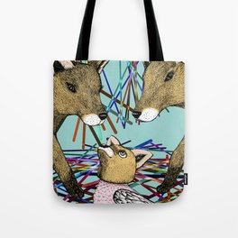 Cunning Disguise Tote Bag