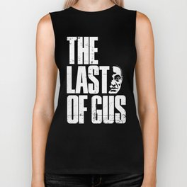 The Last of Gus Biker Tank