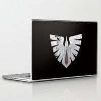 warhammer Laptop & iPad Skins featuring Ravens on the horizon by HenkusFilijokus