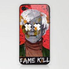 Fame Kills iPhone & iPod Skin