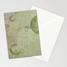 many moons Stationery Cards