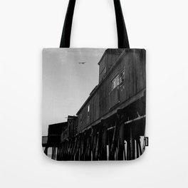Flyover Pier Tote Bag