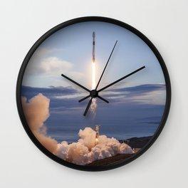 Iridium-8 Mission (2019) Wall Clock