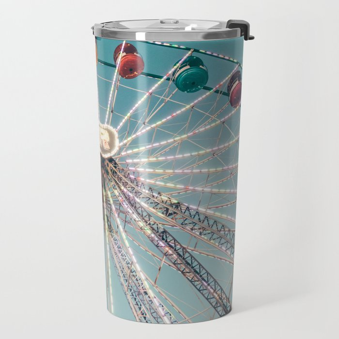 Ferris Wheel 7 Travel Mug