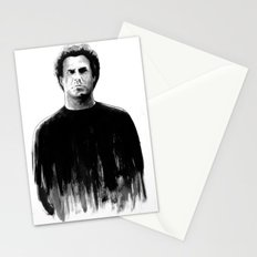 DARK COMEDIANS: Will Ferrell Stationery Cards
