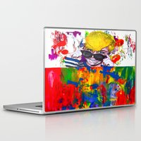 miley Laptop & iPad Skins featuring Miley Montana by adorabriah
