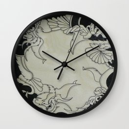 Relived Wall Clock