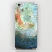 saturn iPhone & iPod Skins featuring Saturn by Fernando Vieira