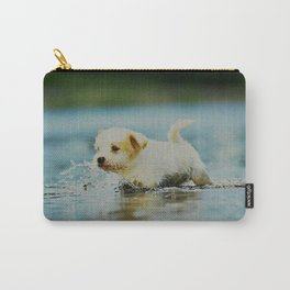 Splish - Splash, puddles are fun Carry-All Pouch