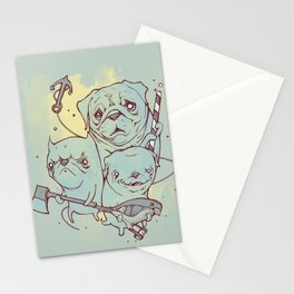 Sea Dogs Stationery Cards