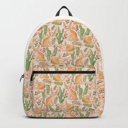 Fantastic Fennec Foxes Backpack