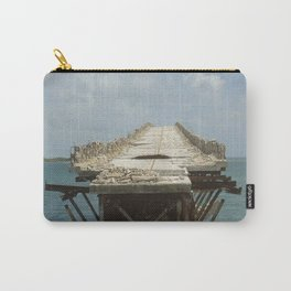 Bridge to Nowhere (Florida Keys) Carry-All Pouch