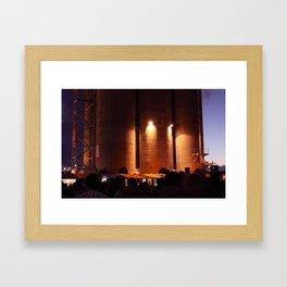 Silo6 Framed Art Print