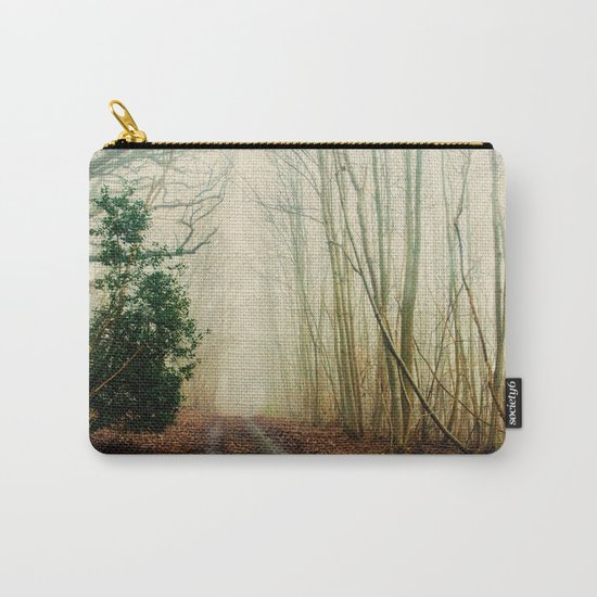 GHOST PATH Carry-All Pouch