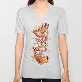 Escape from Reality Unisex V-Neck