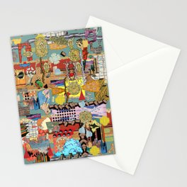 Chaos 1 Stationery Cards