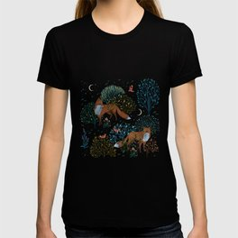 Forest Foxes T-shirt