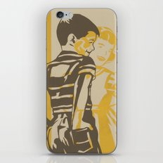 Would you? iPhone Skin