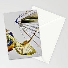 Eye Hole Stationery Cards