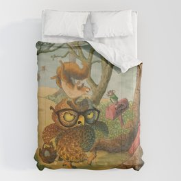 Ode To Beatrix Potter Comforters