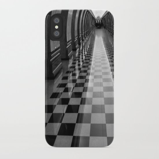 Moscow Metra iPhone Case