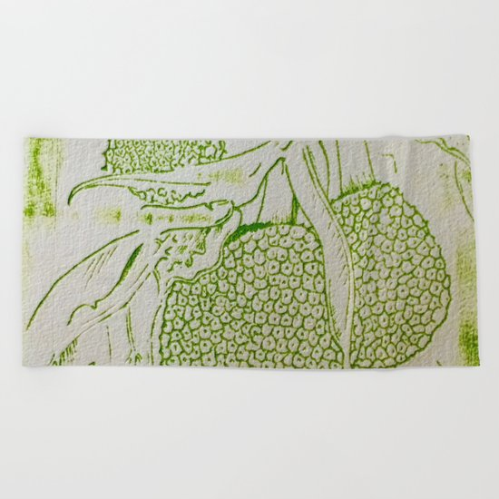 Breadfruit Beach Towel