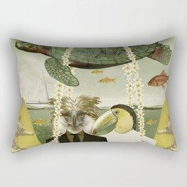 Surf trippin Rectangular Pillow