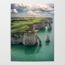 Elephant cliffs Poster