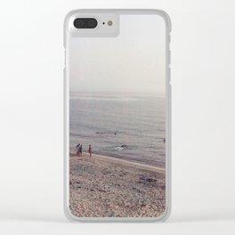 8 PM Clear iPhone Case