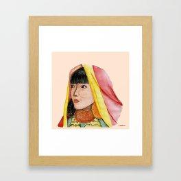 Kunas Framed Art Print