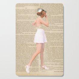 Mon Amour Cutting Board