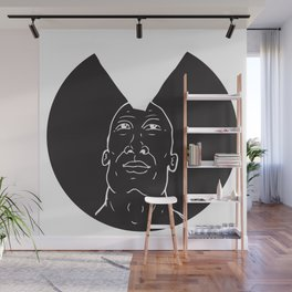 Enlightened Man Wall Mural