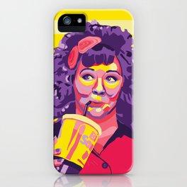 Melissa McCarthy iPhone Case