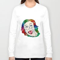 clown Long Sleeve T-shirts featuring CLOWN by Masonjohnson