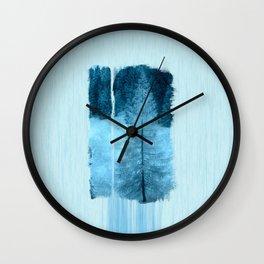 crystal larch Wall Clock