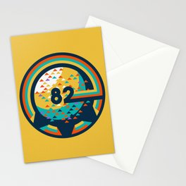 Spaceship 82 Stationery Cards