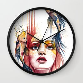 Transient Wall Clock