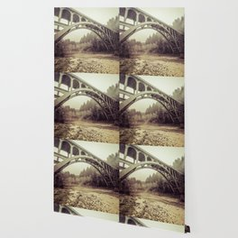 Cape Creek Bridge Oregon Coast Wallpaper