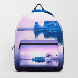 Pink Antarctica Backpack