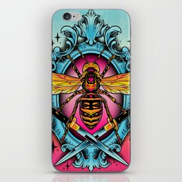 Giant Hornet iPhone Skin