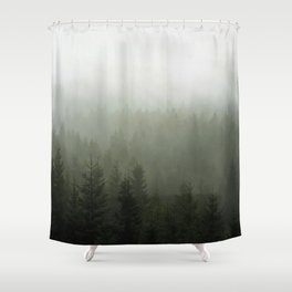 Step Into My Office Shower Curtain